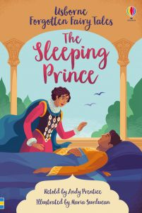 Forgotten Fairy Tales: The Sleeping Prince