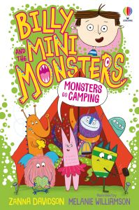 Monsters go Camping