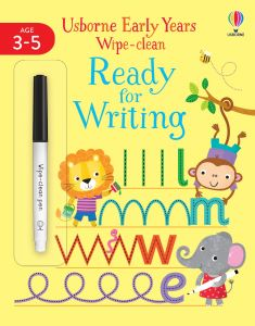 Early Years Wipe-Clean Ready for Writing