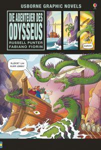 Usborne Graphic Novels: Die Abenteuer des Odysseus