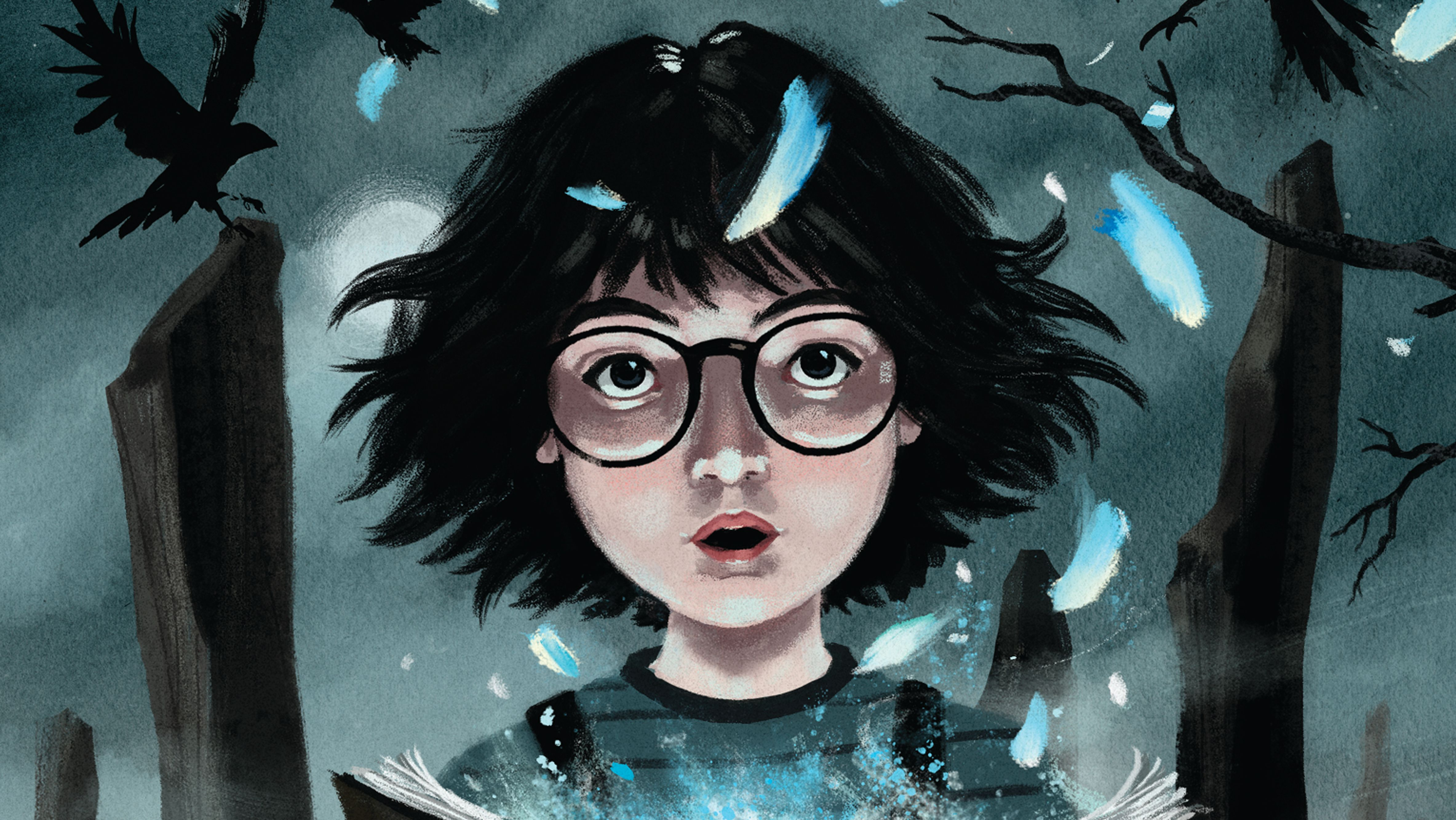The Bewitching of Aveline Jones   Usborne   Be Curious